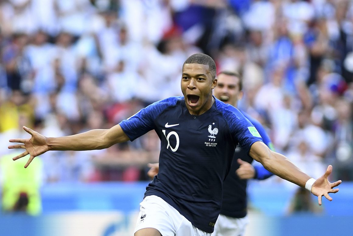 Mbappé meets the expectations that Driblab predicted