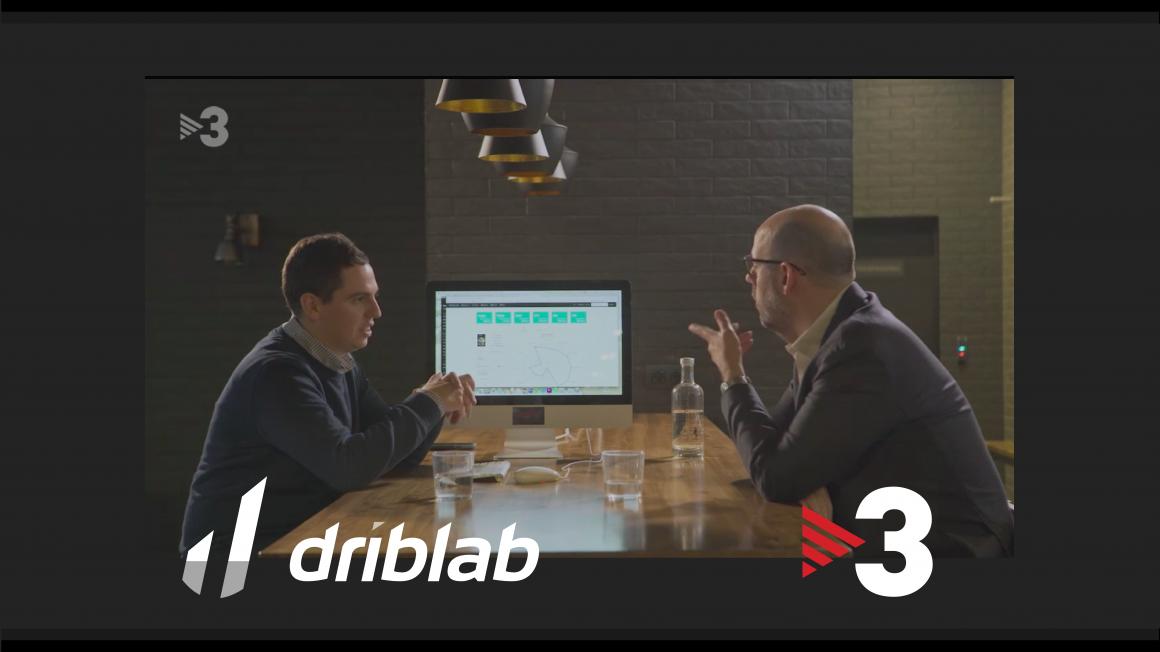 Driblab colabora con TV3: Fútbol, Big Data y la búsqueda del nuevo Leo Messi