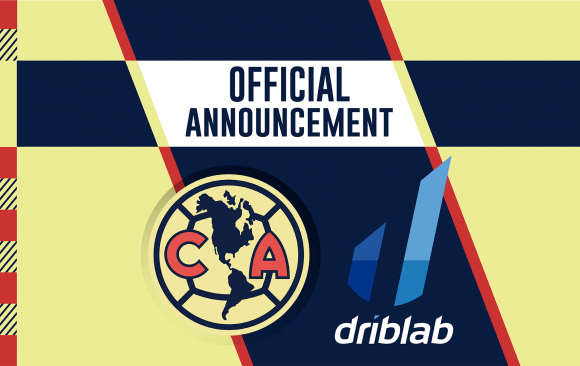 Club America and Driblab sign partnership deal