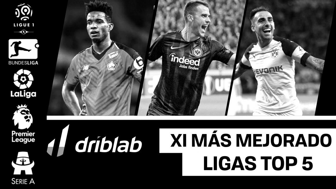 Los jugadores más mejorado de la 2018/19