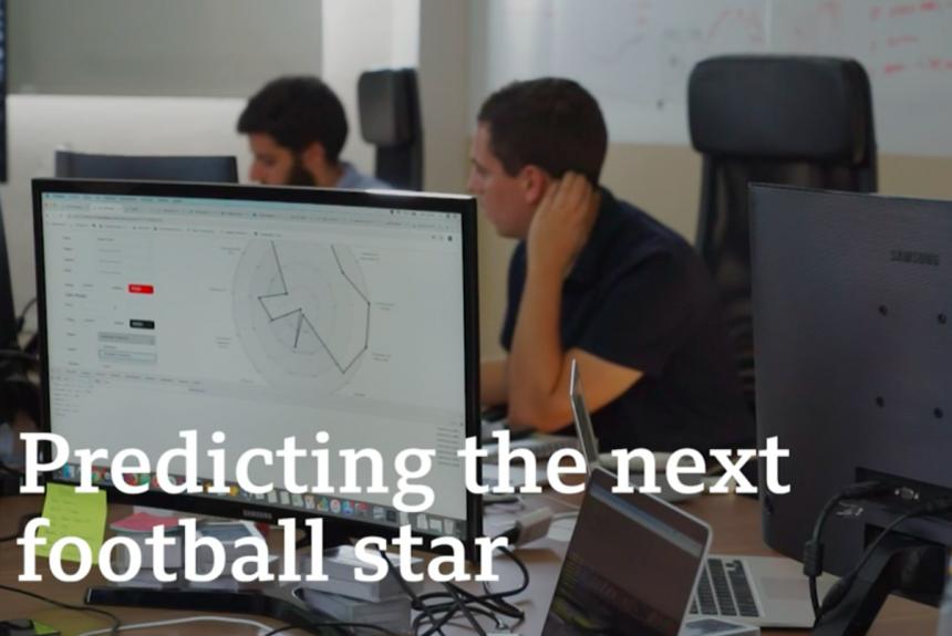 Driblab en la BBC: cómo el uso del big data está cambiando el mercado de fichajes