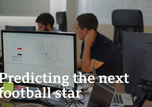 Driblab on BBC: how using big data is changing the transfer market