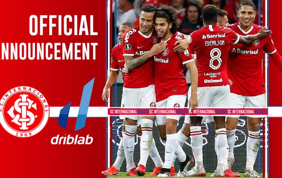 SC Internacional and Driblab announce partnership agreement