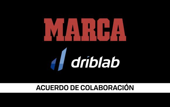 Marca y Driblab anuncian un acuerdo de colaboración