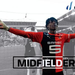New talents of 2019/20: Midfielders