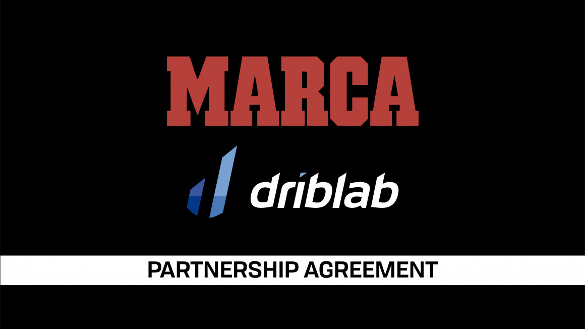Marca and Driblab announce partnership agreement