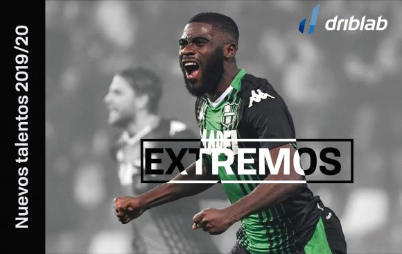 Los nuevos talentos 2019/20: Extremos