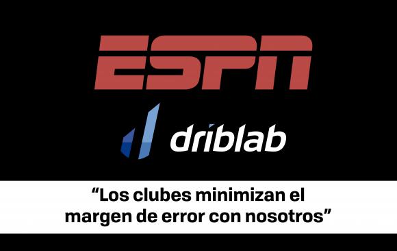 ESPN Brasil entrevista a nuestro CEO Salvador Carmona