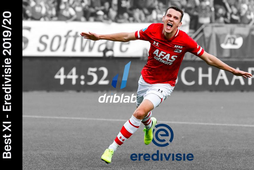 Best eleven of Eredivisie 2019/20