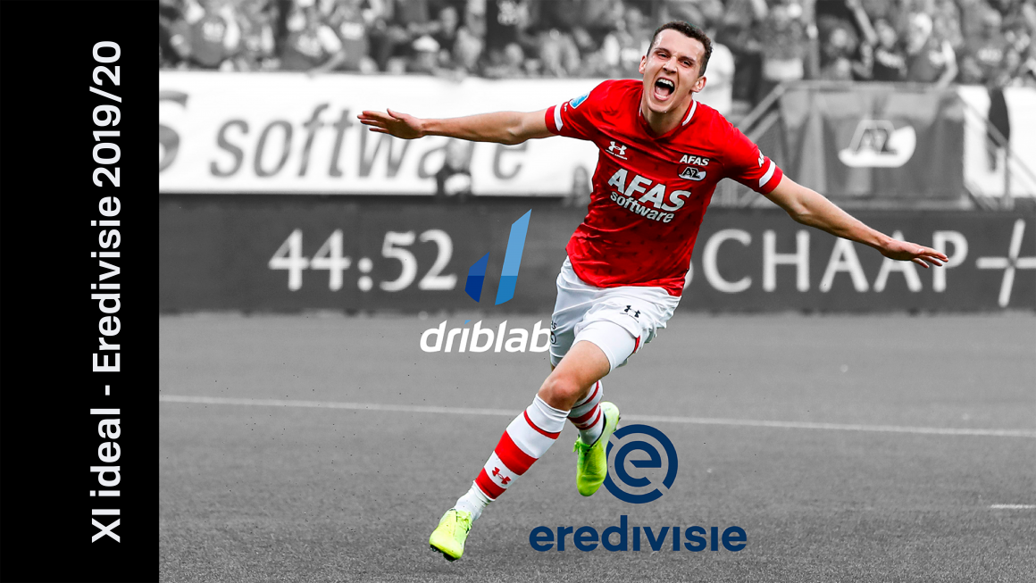 Once ideal de la Eredivisie 2019/20