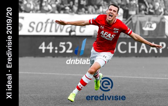 Once ideal de la Eredivisie 2019/20