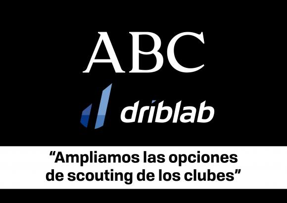 El diario ABC entrevista a Salvador Carmona sobre Driblab