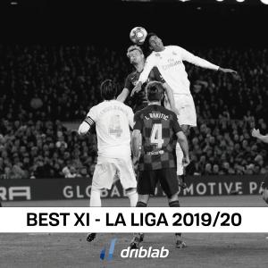 La Liga Best XI (so far)