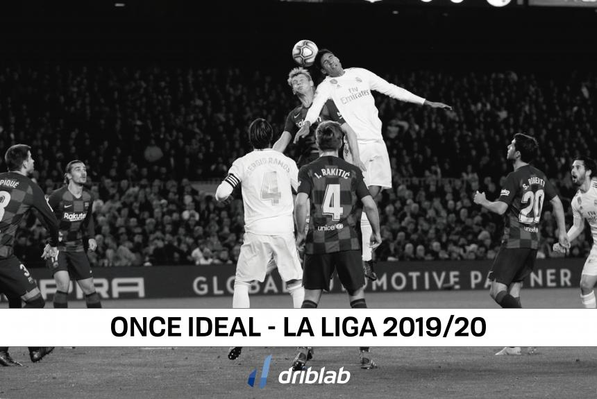 El once ideal de La Liga… hasta el momento